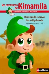 Stéphane Descornes - Kimamila sauve les éléphants.