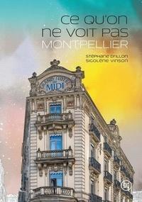 Stéphane Drillon et Sigolène Vinson - Ce qu'on ne voit pas, Montpellier.