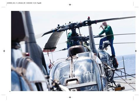 La Jeanne d'Arc. Porte-hélicoptères R97
