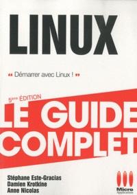 Stéphane Este-Gracias et Damien Krotkine - Linux.