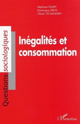 Stéphane Fleury - Inégalités et consommation.