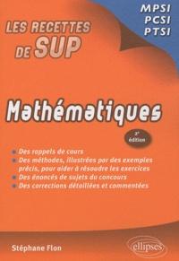 Stéphane Flon - Mathématiques - MPSI-PCSI-PTSI.
