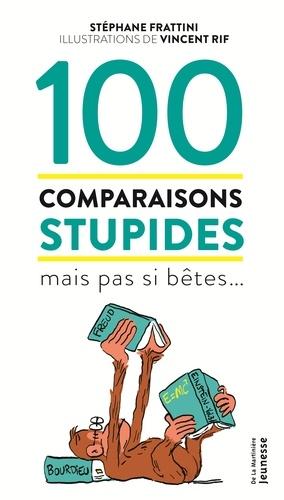 Stéphane Frattini - 100 comparaisons stupides mais pas si bêtes....