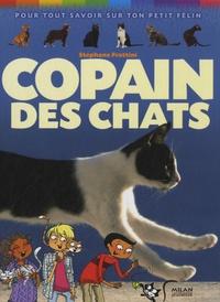 Copain des chats - Pour tout savoir sur ton petit félin.pdf