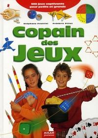 Stéphane Frattini - Copain des Jeux.