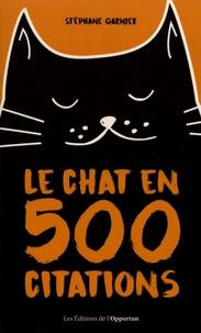 Livres gratuits en anglais à télécharger Le chat en 500 citations FB2 en francais 9782360756339