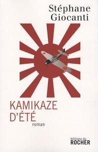 Stéphane Giocanti - Kamikaze d'été.