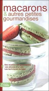 Stéphane Glacier - Macarons et autres petites gourmandises.
