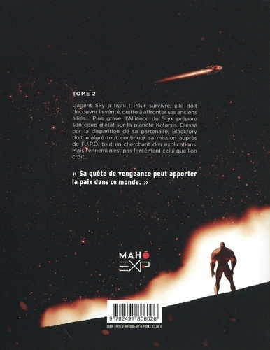 Blackfury Tome 2 La révolte de Sky