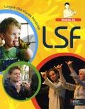 Stéphane Gonzalez et Frédéric Amauger - Langues des signes française - Niveau A1 avec code d'activation vidéos.