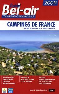 Stéphane Goulhot - Guide Bel-Air, camping-caravaning - Campings de France.