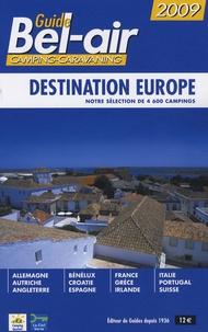 Stéphane Goulhot - Guide Bel-air camping-caravaning - Destination Europe.