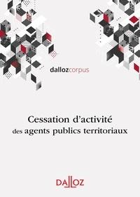 Stéphane Guérard - Cessation d'activité des agents territoriaux.