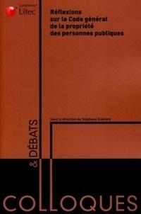 Réflexions sur le code général de la propriété des personnes publiques - Actes du colloque, université de Lille II 29 novembre 2006.pdf
