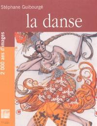 Stéphane Guibourgé - La danse - Le souffle court.