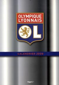 Stéphane Guiochon - Olympique Lyonnais - Calendrier 2009.