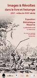 Stéphane Haffemayer et Alain Hugon - Images & révoltes dans le livre et l'estampe - XIV-milieu du XVIIIe siècle.