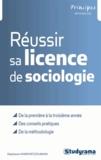 Stéphane Hampartzoumian - Réussir sa licence de sociologie.