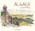Stéphane Henrich et Guy Trendel - Alsace aquarelles.