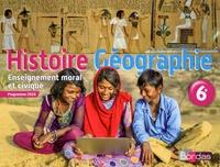 Stéphane Henry et Franck Bélis - Histoire-géographie éducation civique 6e cycle 3 - Livre de l'élève.