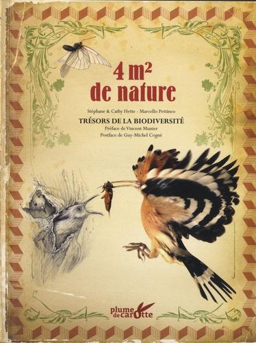 4m2 de nature. Trésors de la biodiversité