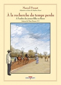 Stéphane Heuet - À la recherche du temps perdu T08 - Autour de Madame Swann - Deuxième partie.