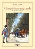 Stéphane Heuet - A la recherche du temps perdu Tome 6 : Du côté de chez Swann.