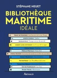 Stéphane Heuet - La Petite Bibliothèque maritime idéale.