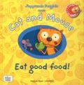 Stéphane Husar et Loïc Méhée - Eat good food !. 1 CD audio