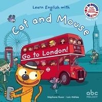 Stéphane Husar et Loïc Méhée - Go to London!. 1 CD audio