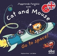 Stéphane Husar et Loïc Méhée - Go to space!. 1 CD audio