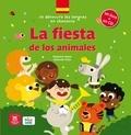 Stéphane Husar et Déborah Pinto - La fiesta de los animales. 1 CD audio