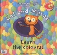 Stéphane Husar et Loïc Méhée - Learn the colours!. 1 CD audio