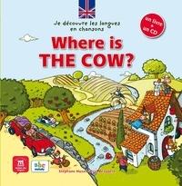 Stéphane Husar - Where is the cow ?. 1 CD audio