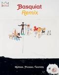 Stéphane Ibars et Aude Marquet - Basquiat Remix - Matisse, Picasso, Twombly.