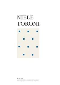 Stéphane Ibars et Simon Pleasance - Niele Toroni.