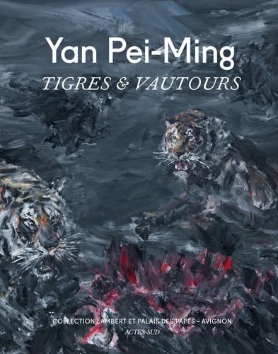 Yan Pei-Ming. Tigres et Vautours
