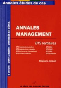 Deedr.fr Annales Management BTS Tertiaire Image