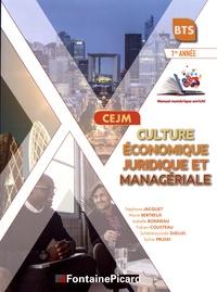 Deedr.fr CEJM Culture économique, juridique et managériale BTS 1re année Image