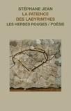 Stéphane Jean - La patience des labyrinthes.