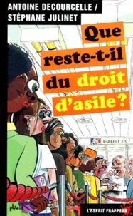 Accentsonline.fr Que reste-t-il du droit d'asile ? Image