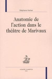 Deedr.fr Anatomie de l'action dans le théâtre de Marivaux Image