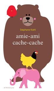 Stéphane Kiehl - Amie-ami cache-cache.