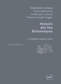 Stéphane Lebecq - Histoire des îles britanniques.