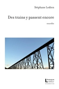 Stéphane Ledien - Des trains y passent encore.