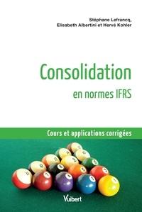 Consolidation en normes IFRS - Cours et applications corrigées.pdf