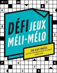 Stéphane Lepage - Jeux méli-mélo.