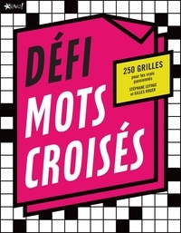 Stéphane Lepage et Gilles Roger - Mots croisés.