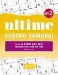 Stéphane Lepage - Ultime sudoku samurai N°2.