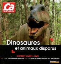 Stéphane Leroy - Dinosaures et animaux disparus. 1 DVD